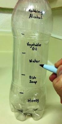 percobaan cairan beda density