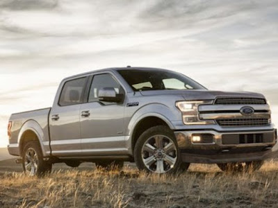 2018 Ford F-150 Receives Improvements