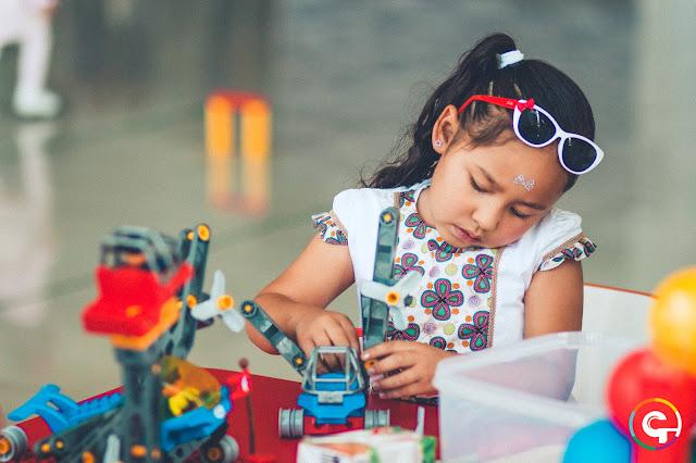 curso taller de robótica educativa para niños y niñas de tres 5 años en arequipa perú