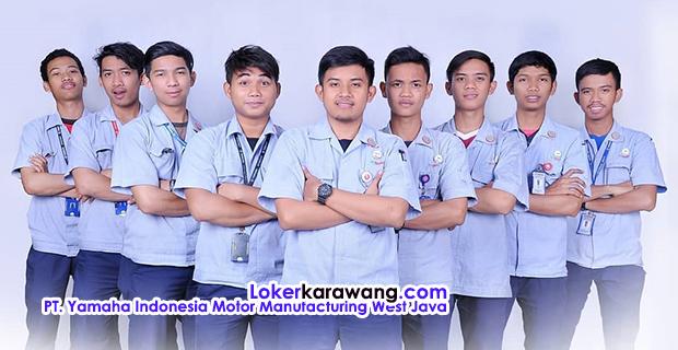 Lowongan Kerja Yamaha Karawang ( PT Yamaha Motor Manufacturing West Java )