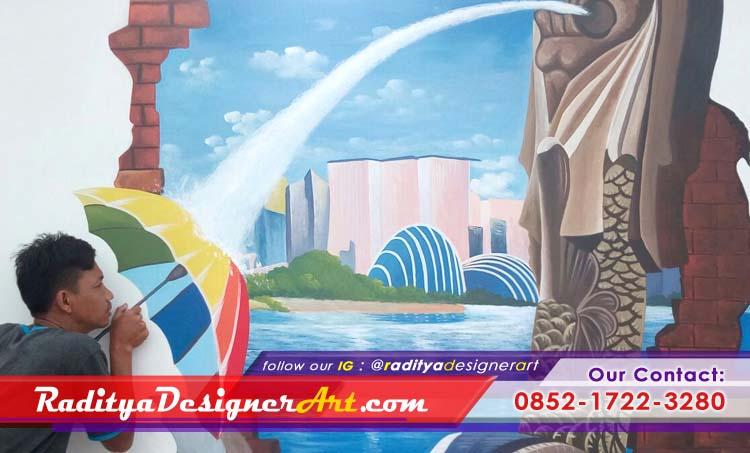 lukisan-3d-art