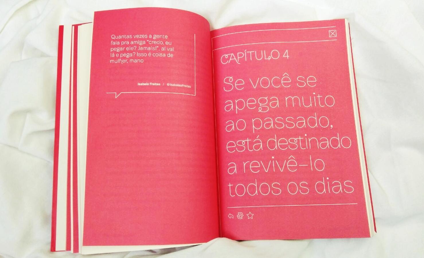 Livro Não Se Apega Não - Isabela Freitas