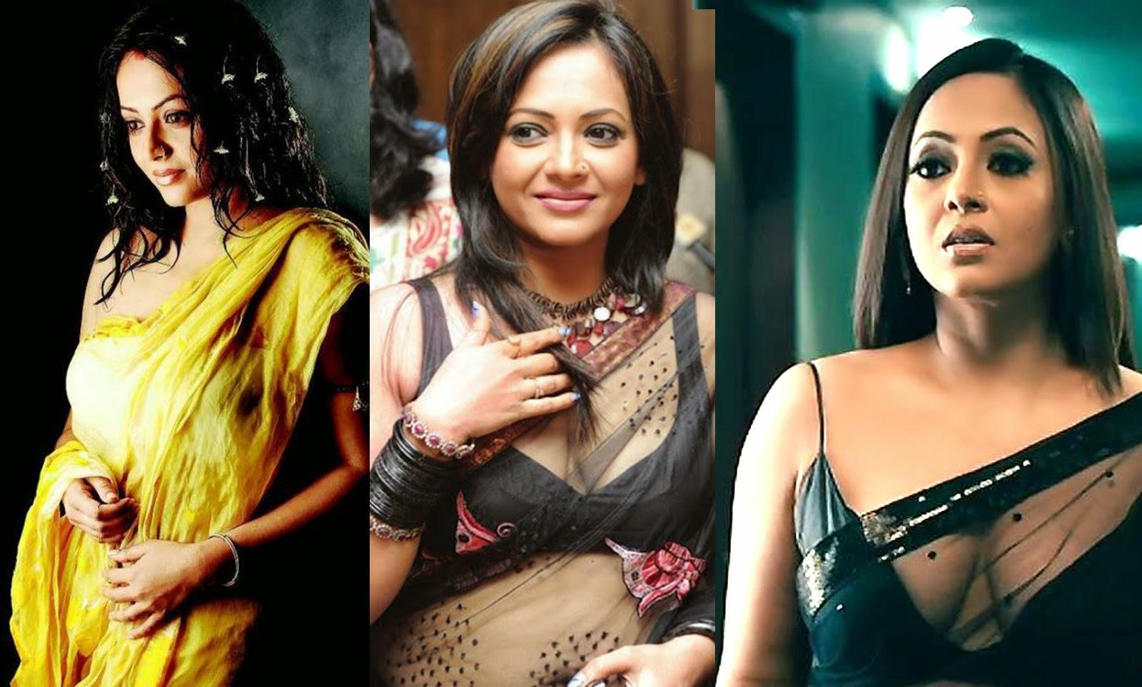 Bangla Movies Actress Shreelekha Mitra Hot Wallpaper
