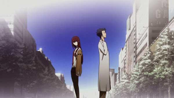 Steins gate - anime terbaik, terbagus dan populer