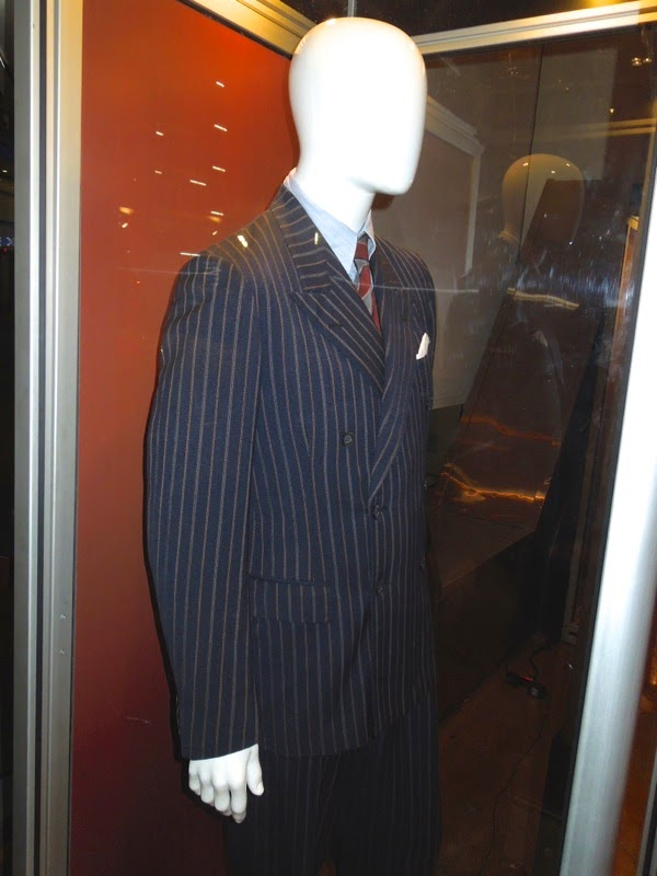 Mark Strong Imitation Game movie costume