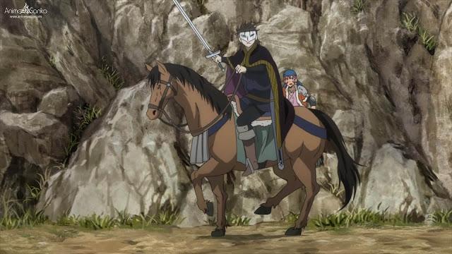 جميع حلقات انمى Arslan Senki الموسم الأول بلوراي 1080P تحميل و مشاهدة مترجم اونلاين