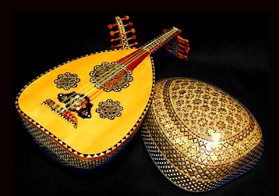 Resultado de imagen de instrumentos musicales musulmanes