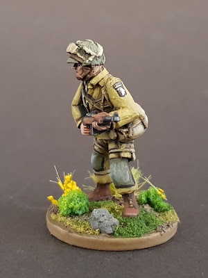 28mm 101st Airborne Screaming Eagles