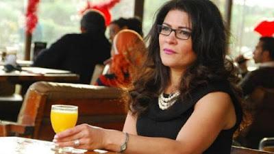 الكاتبة والشاعرة فاطمة ناعوت