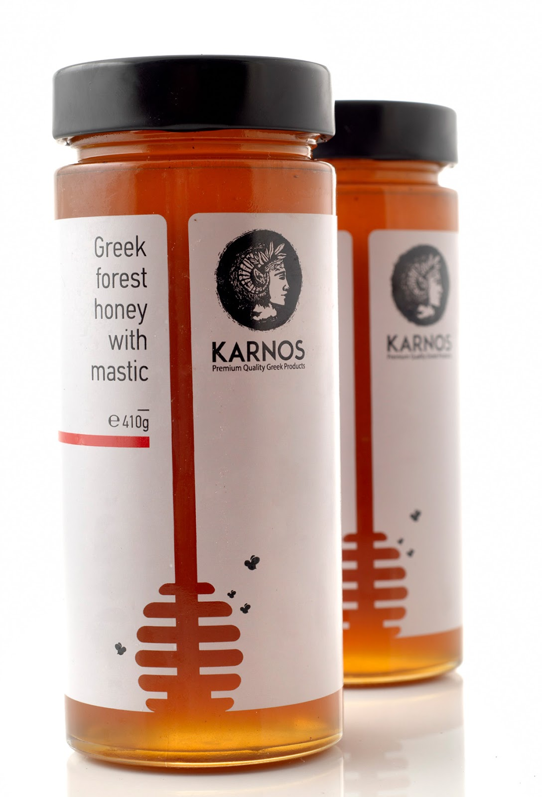 Karnos Honey on Packaging of the World Creative Package
