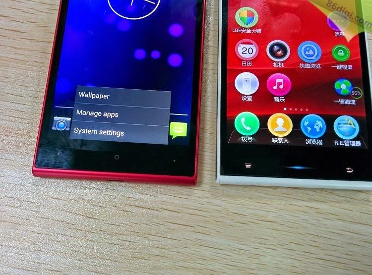 inew v3 ultrathin smartphone