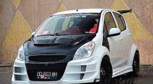 Exterior Suzuki Splash