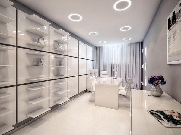 modern dental office design ideas