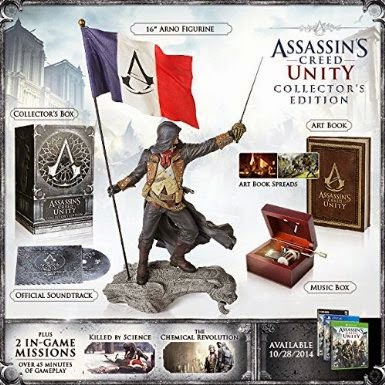 Assassin's Creed: Unity (Guillotine Collector's Case)
