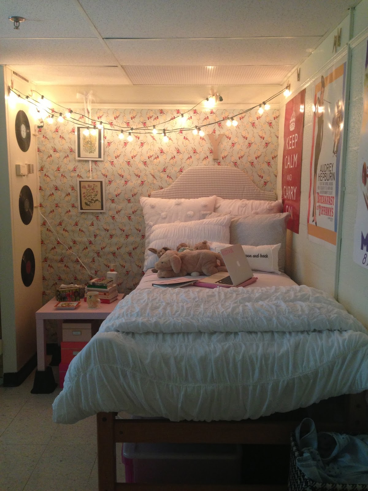 Kate S Girly Dorm