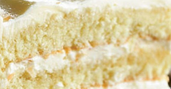 Easy and Moist Southern Coconut Cake Recipe with Coconut Milk by Bobby Flay - Southern Foods Recipes