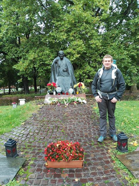 Pomniki Jana Pawła II - Kraków