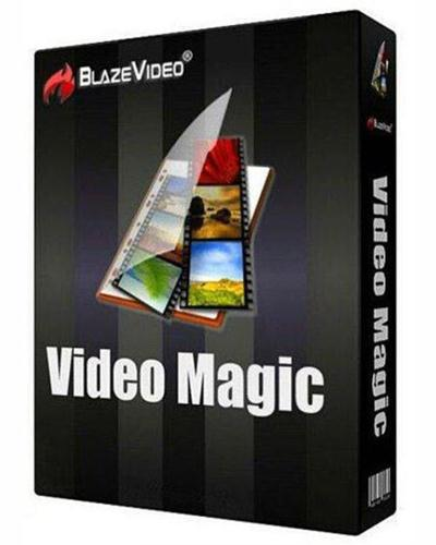 Blaze Video Magic Ultimate 7.0.1.0 + Crack