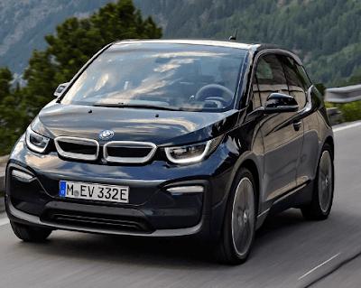 BMW i3 2018: Avantages et inconvénients d'une voiture électrique