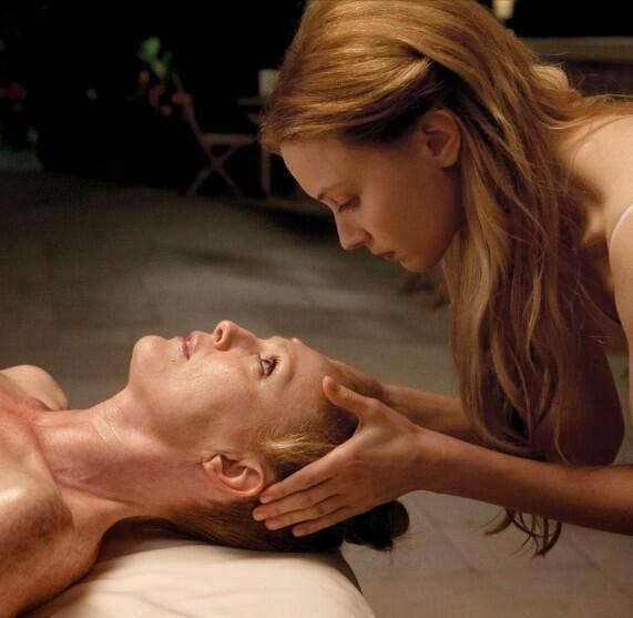 Havana Segrand (Julianne Moore) et Clarice Taggart (Sarah Gadon) dans Maps to the Stars de David Cronenberg (2014)