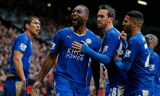 Congratulations To Leicester City Football Club! Premier League Champions 2016!
