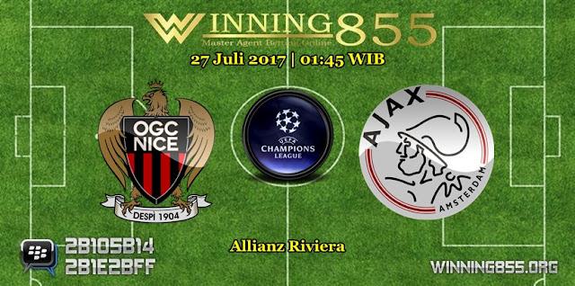 Prediksi Skor Nice vs Ajax