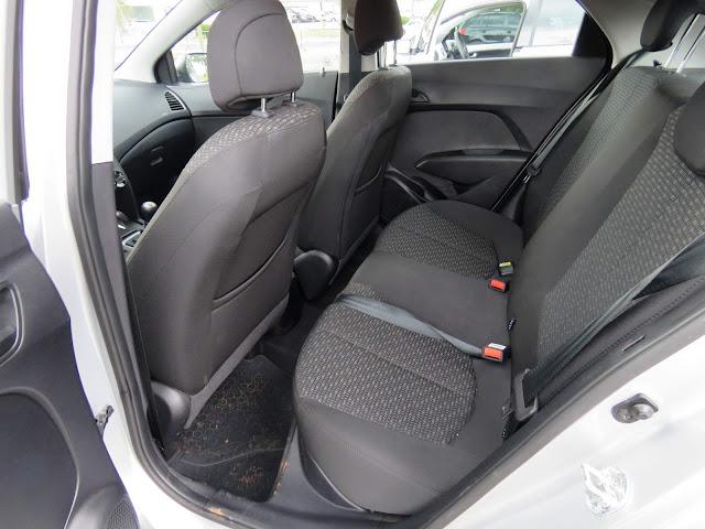 Hyundai HB20 2016 - inteiror
