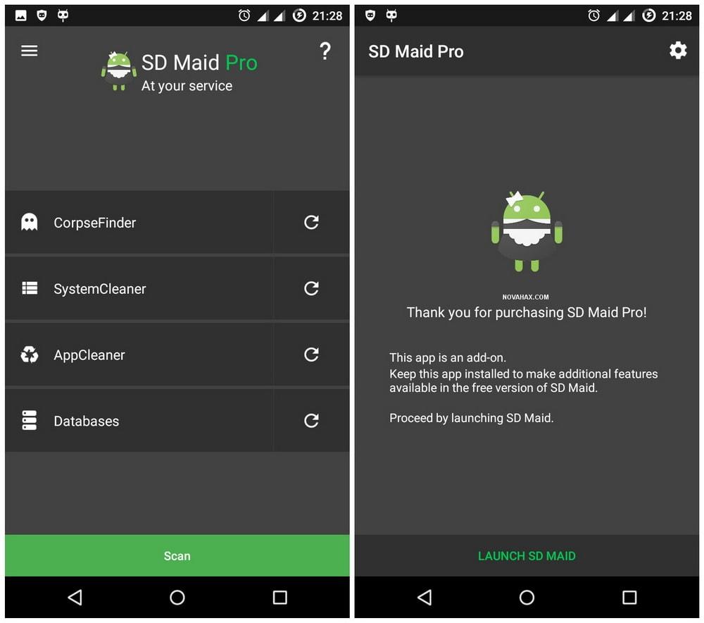 SD Maid Pro - Unlocker v4 2 2 APK Is Here! [LATEST] | Novahax
