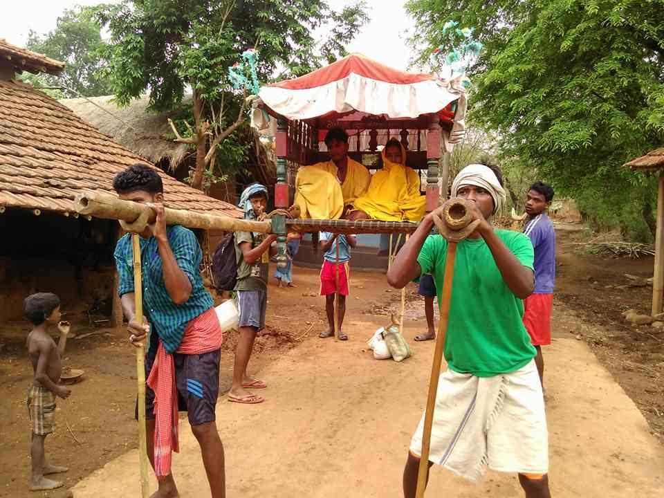 Santhali Bapla Marriage Culture