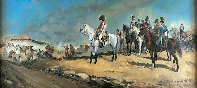 Bailen y Napoleon Bonaparte