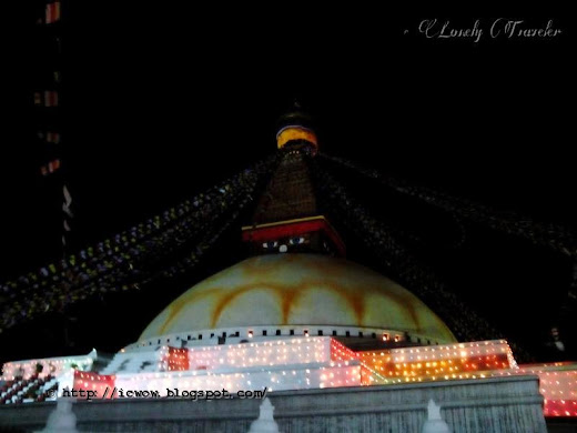 Boudhanath Temple, Nepal
