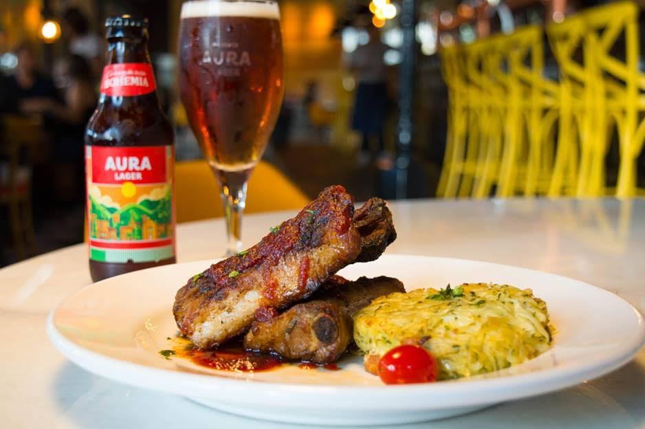 Petrópolis Gourmet terá oficinas cervejeiras e menu especial na Cervejaria Bohemia