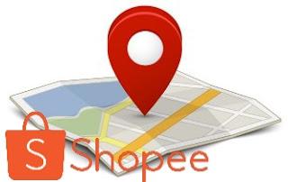 Cara memasukan Alamat Toko di Shopee