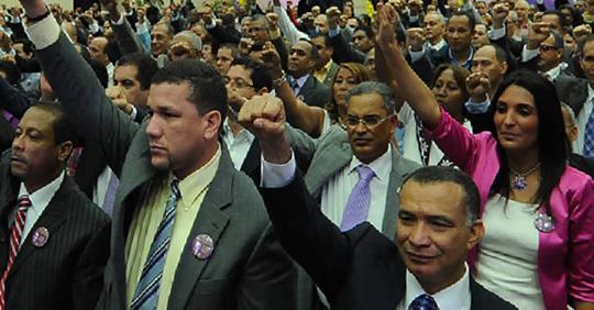 Leonel Fernández sufre una derrota política y ahora tendrá que medir fuerzas en el PLD
