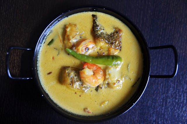 Moilee, Curry, recipe, fish, seafood