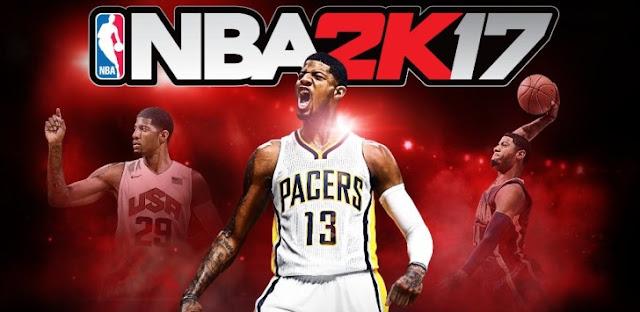 Download NBA 2K17 v0.0.27 APK