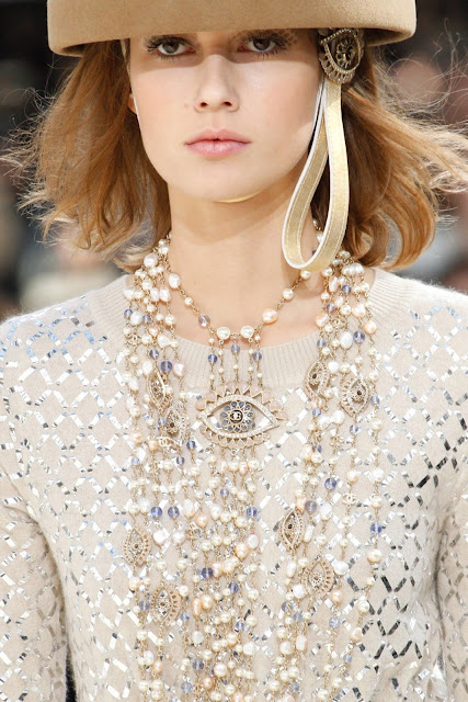 Chanel Fall 2016 PFW | Kevin Tachman for Vogue