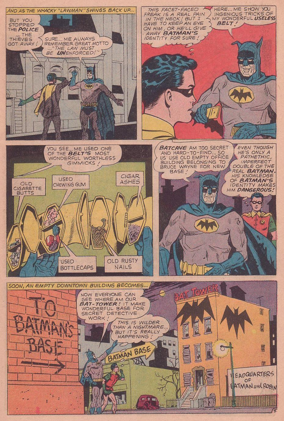 Read online World's Finest Comics comic -  Issue #156 - 7