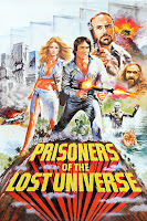 Póster película Prisioneros del universo perdido