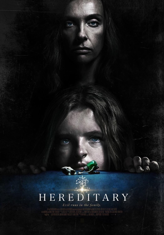 Movie Shopper's Guide - Hereditary [Blu-ray] : 親ゆずりの恐怖を描いて、高評価を博した「ヘレディタリィ」の Blu-ray が今春4月19日に発売 ! !