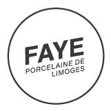 porcelaine de Limoges le magasin d'usine Faye