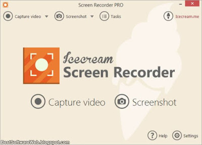 IceCream Screen Recorder Download Free