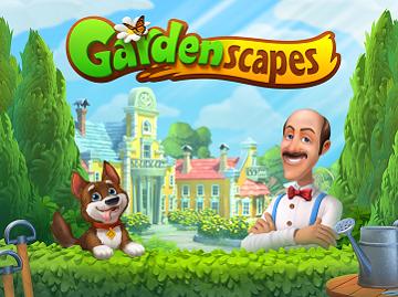 Masih dalam nuansa game casual atau santai Download Gardenscapes Mod Apk v2.6.2 (Unlimited Money)