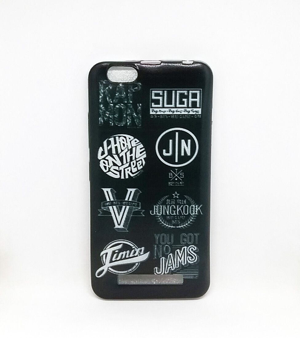 casing custom BTS bangtan boys
