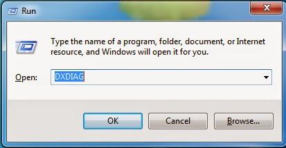 Cara cek kapasitas komputer