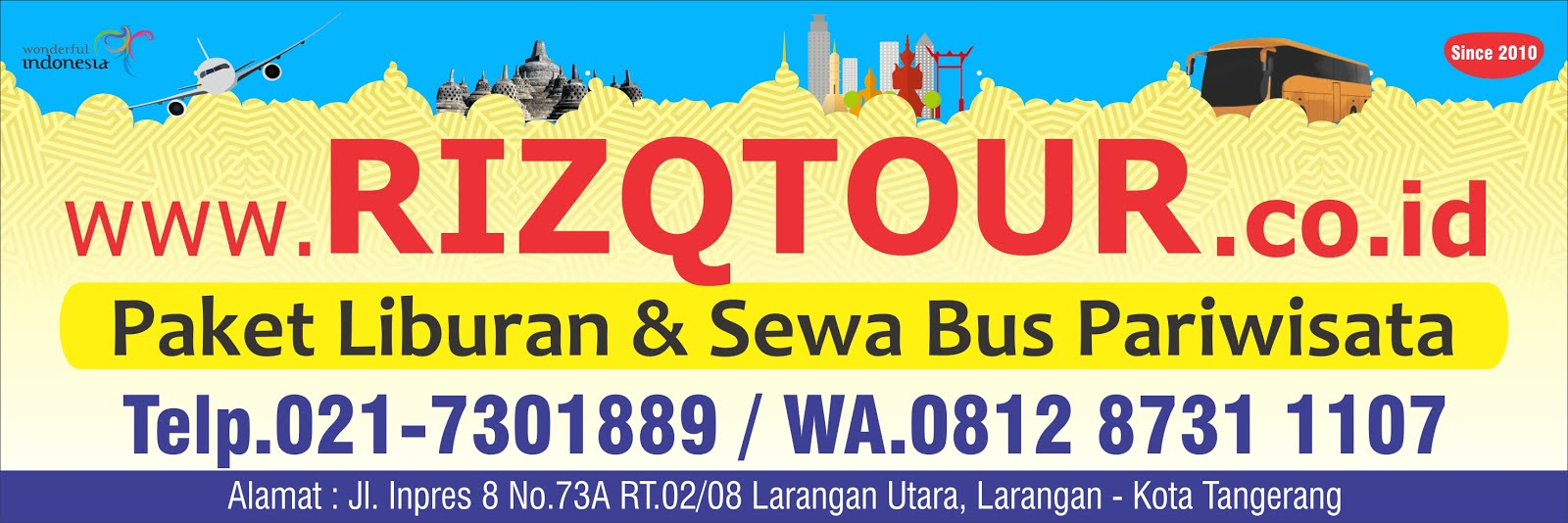 #Blog RizQ Tour