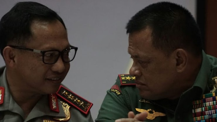 Tito Minta Polemik Senjata Impor Dihentikan