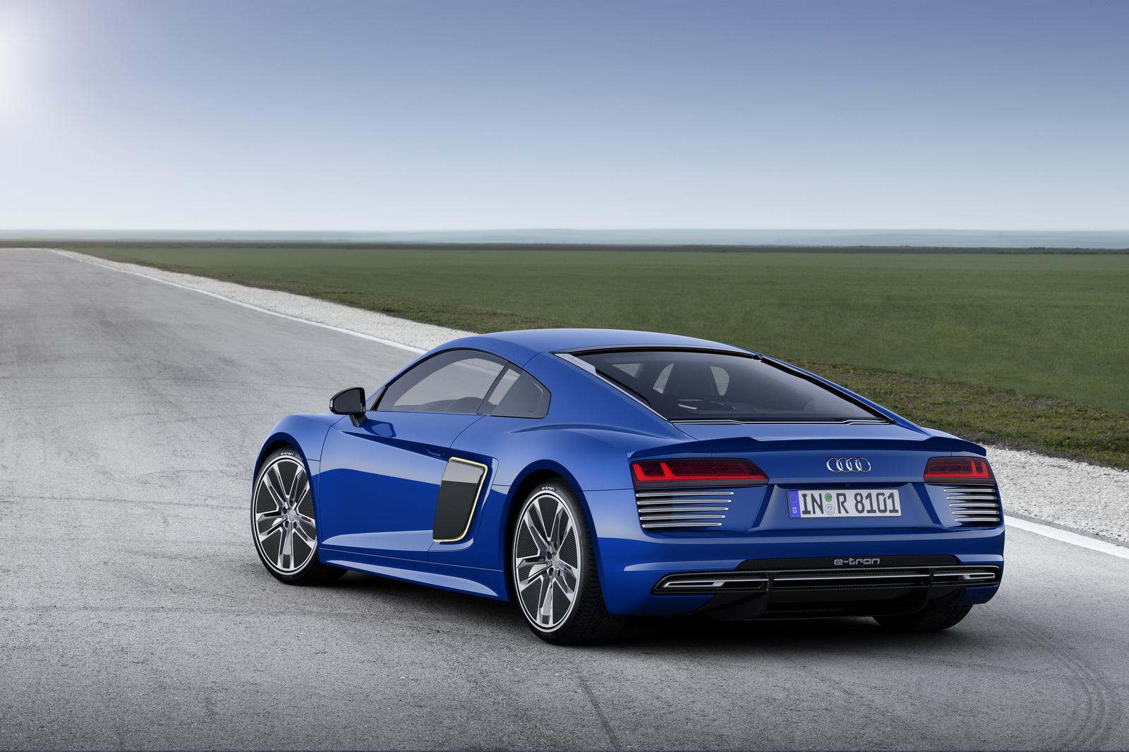 Audi Confirms Development Of BMW i8 Rival