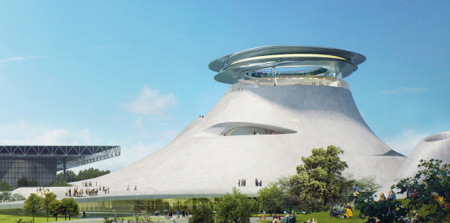 Lucas Museum of Narrative Arts,
