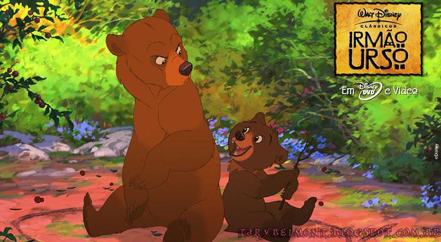 Irmão Urso Disney